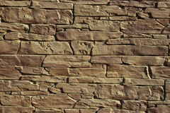 Decorative wall as background Royalty Free Stock Images