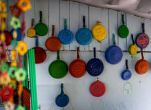 Decorative wall Stock Photos