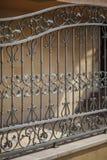 Decorative wall and illuminated decorative Royalty Free Stock Photography