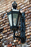 Decorative wall lantern Stock Images
