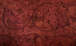 Decorative Wallpaper Stock Image