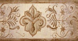 Decorative Wallpaper Royalty Free Stock Image