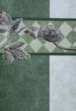 Decorative Wallpaper Stock Photo