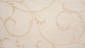 Decorative Wallpaper Royalty Free Stock Photo