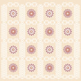 Decorative Wallpaper. stock illustration