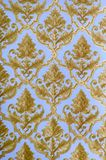 Decorative wallpaper royalty free stock image