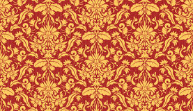 Decorative wallpaper background Stock Photo