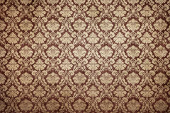 Decorative wallpaper background Stock Photos
