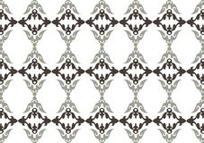 Decorative wallpaper design Stock Photo