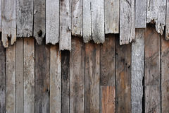Decorative Weathered Wood. Royalty Free Stock Photography