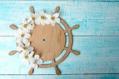 Decorative wheel Royalty Free Stock Image