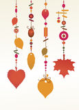 Decorative Wind Chimes Stock Photography