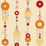 Decorative Wind Chimes Royalty Free Stock Photography