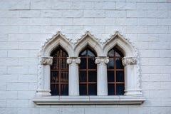 Decorative Window Stock Image