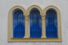 Decorative window Stock Photo