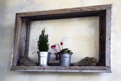 Decorative window Royalty Free Stock Image