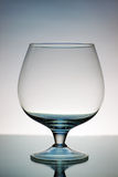 Decorative wineglass Royalty Free Stock Photography