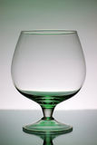 Decorative wineglass Stock Images