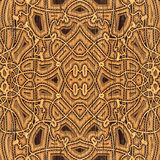 Decorative woodcarving Royalty Free Stock Photography