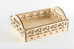 Decorative Wooden box Stock Photos