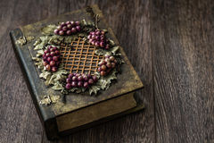 Decorative Wooden Box Stock Photography