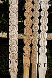 Decorative wooden carved 3 Stock Photography