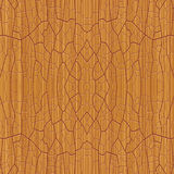 Decorative wooden pattern Stock Images