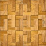 Decorative wooden pattern - Continuous replication. Decorative wooden pattern - seamless background - Fine natural structure - Continuous replication Royalty Free Stock Image