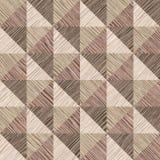 Decorative wooden pattern - seamless background - Blasted Oak Royalty Free Stock Photos