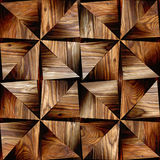 Decorative wooden pattern - seamless background -  wood texture Stock Photo