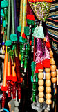 Decorative woven pipes for a hookah Royalty Free Stock Photo
