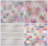 Decorative wrapping paper Stock Photography