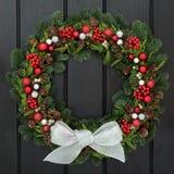 Decorative Wreath Stock Images