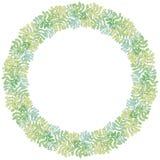 Decorative wreath Stock Photography
