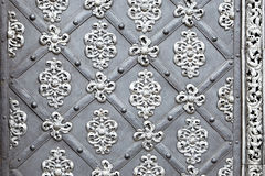 Decorative wrought iron Royalty Free Stock Photo