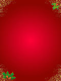 Decorative Xmas background Royalty Free Stock Photography