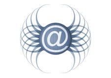 Decorativo al disegno di simbolo Fotografia Stock Libera da Diritti