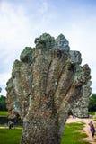 Decorato di Angkor Wat Fotografie Stock