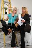 Decorators Stock Photo