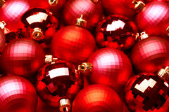 Decorazione anno di nuovo e di natale Fotografia Stock