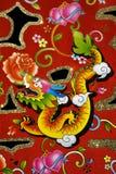 Decorazione cinese per il nuovo anno Fotografia Stock