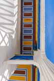 Decorazione Colourful a Bahia Palace fotografia stock