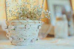 Decorazione d'annata di nozze Fotografia Stock