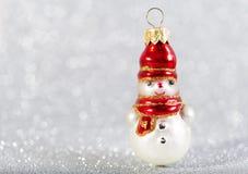 Decorazione d'annata festiva di Natale Immagini Stock Libere da Diritti