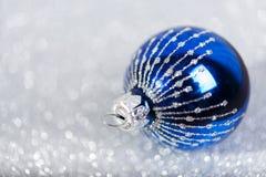 Decorazione d'annata festiva di Natale Immagini Stock