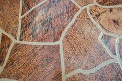 Decorazione dannata variopinta della parete delle piastrelle di