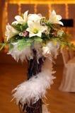 Decorazione del fiore Immagine Stock