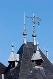 Decorazione del tetto Fotografie Stock