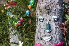 Decorazione dell'albero Fotografia Stock Libera da Diritti