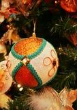 decorazione dell'Natale-albero immagine stock